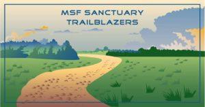 Trailblazers Sanctuary Trail Maintenance at Mount St. Francis